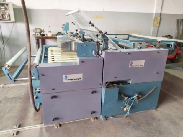 CÓD. 1482 - Radial 1250 mm semi automática