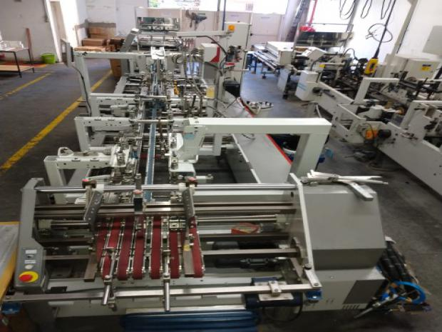 CÓD. 1490 - Bobst Ambition 76 A 1 ano 2015