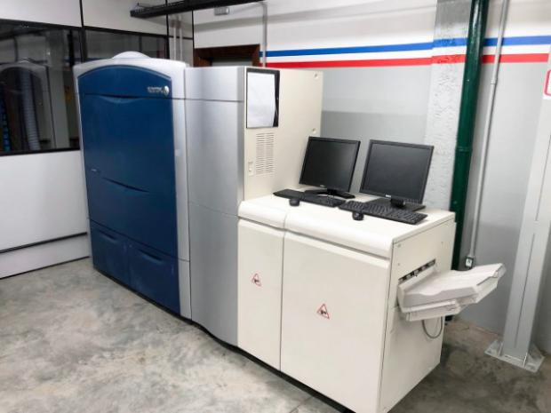 CÓD. 1637 - Xerox X 1000 ano 2012