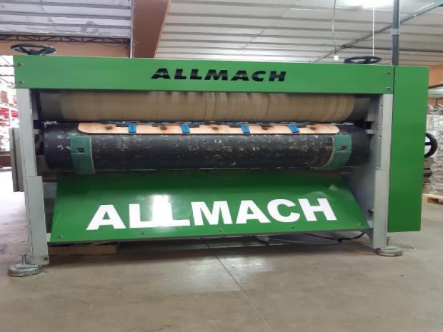 CÓD. 1747 - Allmach 1200 mm ano 2020