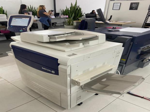 CÓD. 1830 - Xerox X700, ano 2012