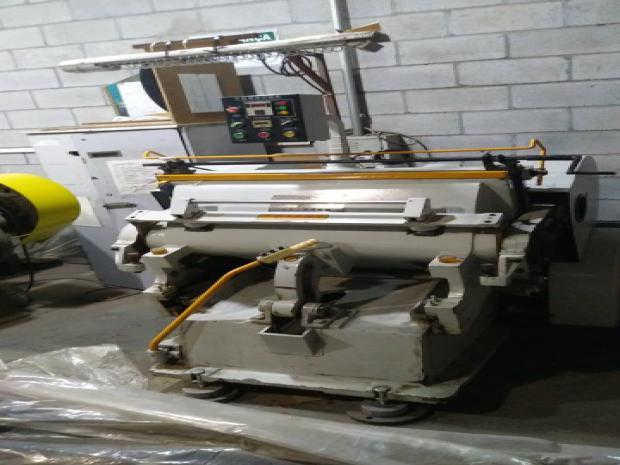 CÓD. 1849 - Creasing Machine ML 920, ano 2015