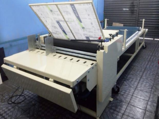 CÓD. 1487 - Formato 1600 mm semi automática, nova