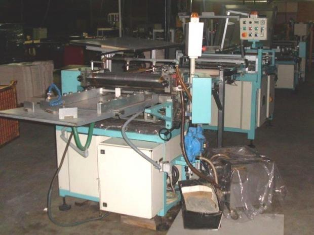 CÓD. 020 - Máquina de lenço CMC ano 2000