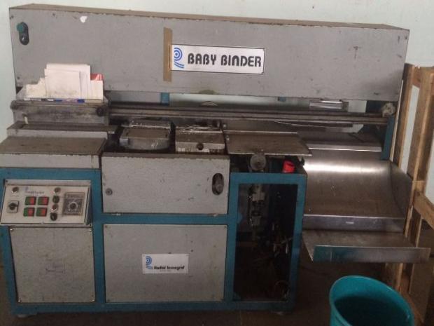 CÓD. 048 - De capas Radial Baby Binder