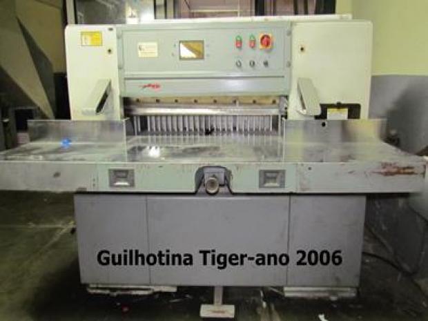CÓD. 079 - Tiger 92 cm ano 2006