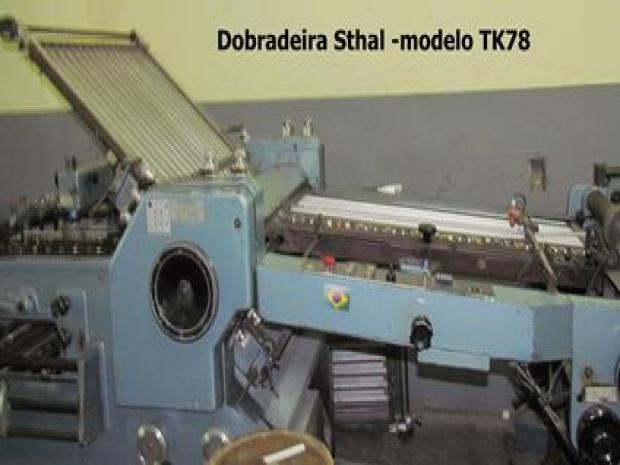 CÓD. 057 - Stahl TK 78, 50 x 78 cm