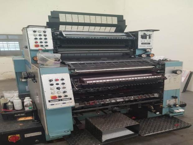 CÓD. 510 - Mod. 200 ano 1989