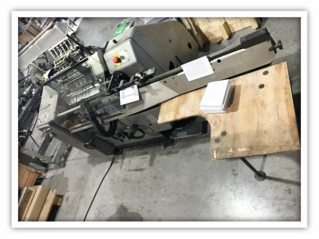 CÓD. 764 - Polygraph semi automática
