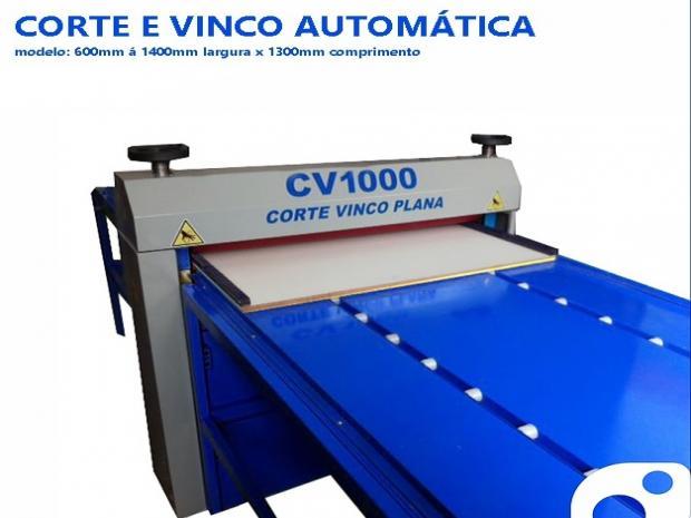 CÓD. 822 - Mod. CV 1000 nova, formato 1200 x 1300 mm