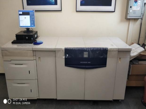 CÓD. 1045 - Xerox DC 5000 ano 2008
