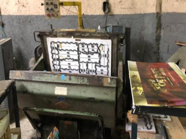 CÓD. 1118 - Feva 80 x 1,20 cm com fricção magnética