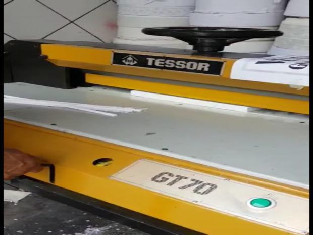 CÓD. 1266 - Tessor GT 70